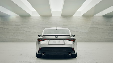 Lexus Is 2021 Mexico 2