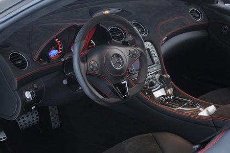 Brabus T65 RS Mercedes-Benz SL 65 AMG Black Series