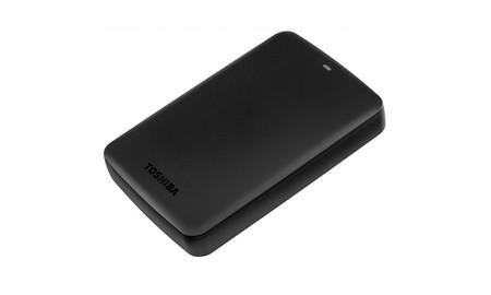Si necesitas un disco duro portable, el Toshiba Canvio Basics de 3 TB ahora en Mediamarkt sólo cuesta 89,90 euros