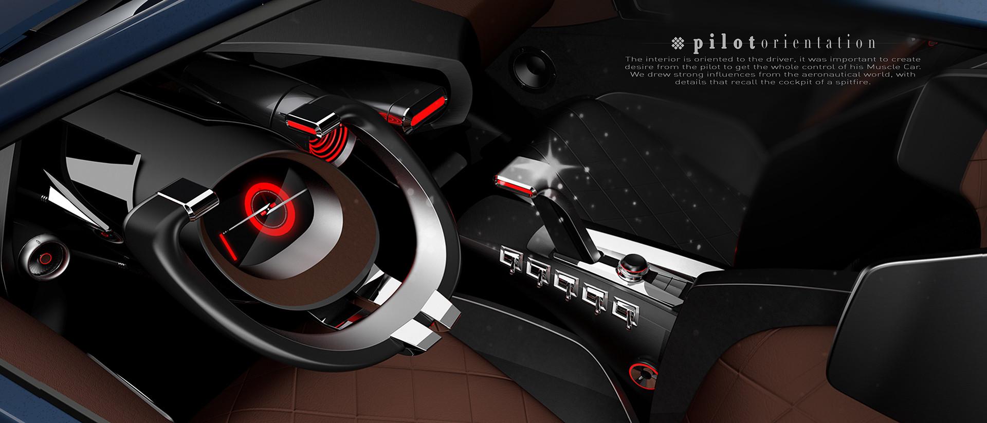 Foto de Opel Manta Concept - Behance (8/8)