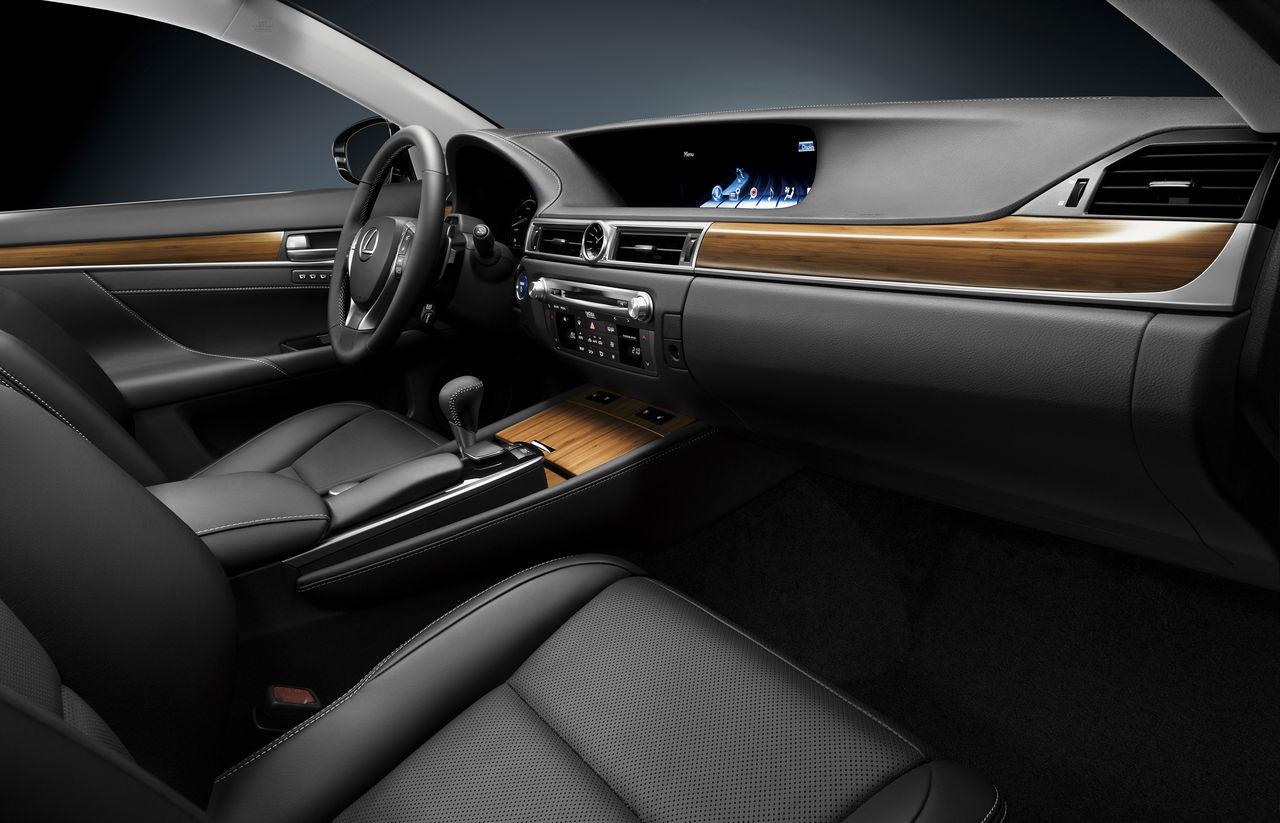 Foto de Lexus GS 450h (2012) (42/62)