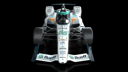 Mclaren Alonso Indy500 2020