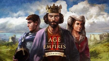 Lords of the West será la nueva expansión de Age of Empires II: Definitive Edition y ya se puede reservar