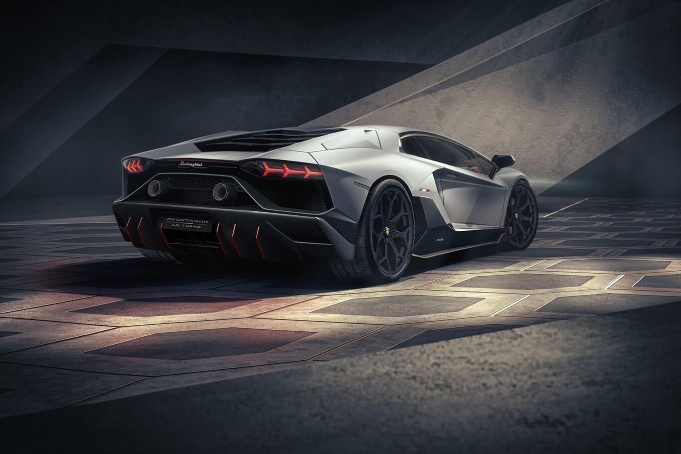 Foto de Lamborghini Aventador LP780-4 Ultimae (5/18)