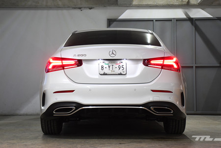 Mercedes Benz A 200 Opiniones Mexico 6