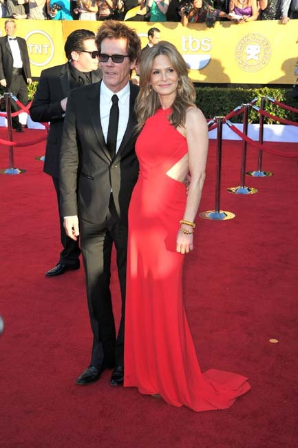 kyra y Kevin Screen Actors Guild Awards