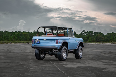 Ford Bronco Velocity Restorations 12