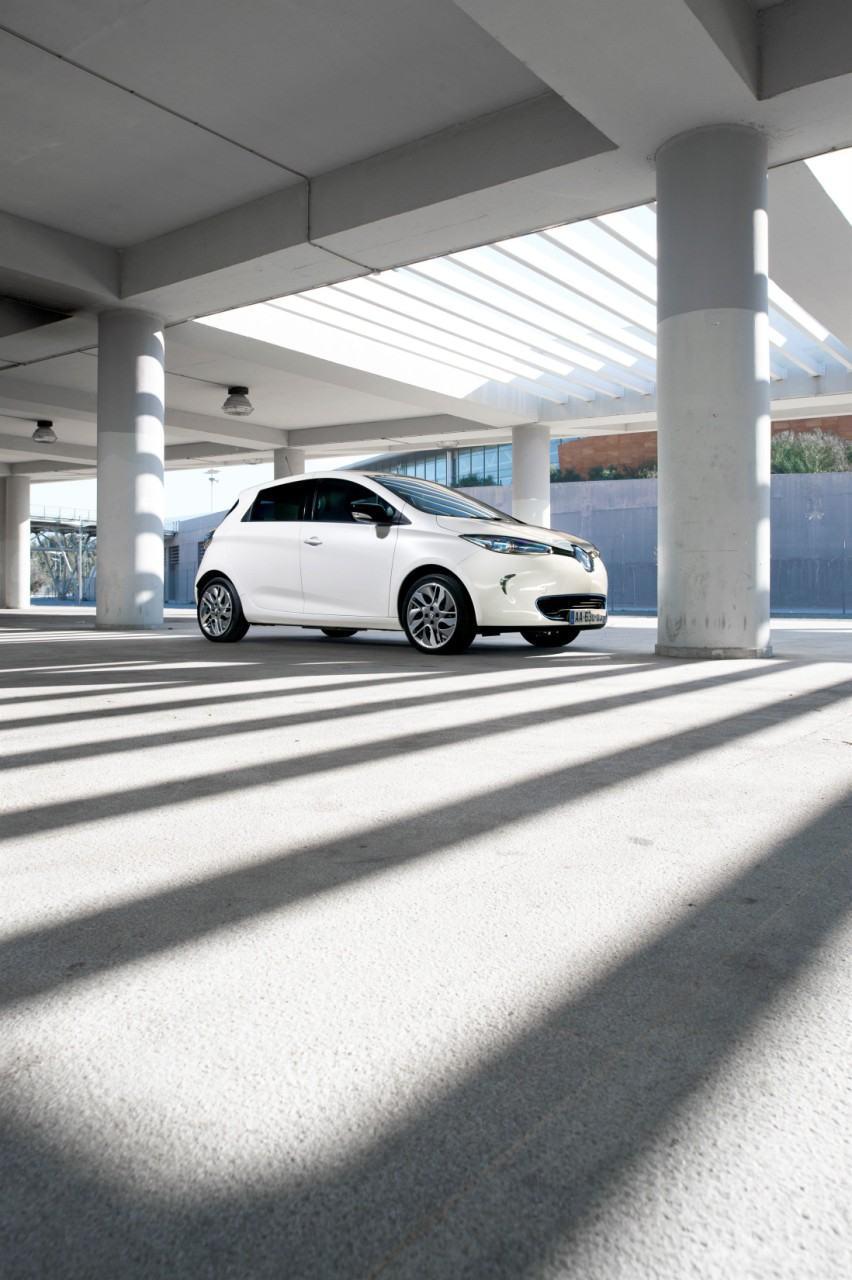 Foto de Renault ZOE (29/151)