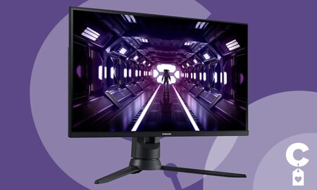 Samsung Odyssey G3: este monitor gaming se queda en menos de 200 euros en PcComponentes y lleva envío gratis