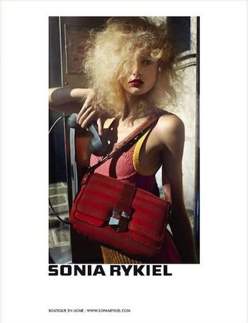 Campaña de Primavera-Verano de Sonia Rykiel