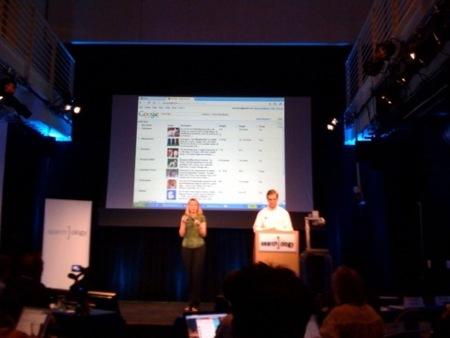 Google Squared, categorizando datos de la web