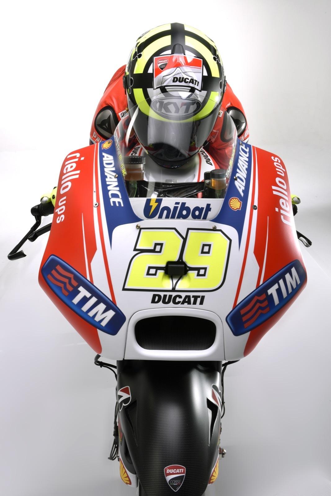 Foto de Galería Ducati Desmosedici GP15 (14/63)