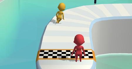 Así es Fun Race 3D, el sencillo juego para iOS y Android en el que solo hay que correr