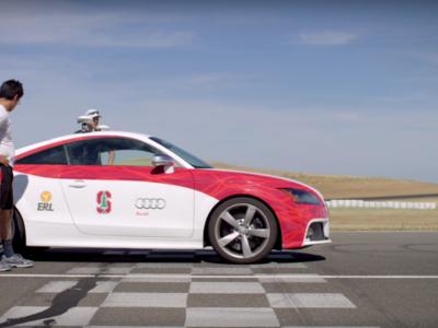 ¿Un coche autónomo en circuito? La Universidad de Stanford nos enseña el suyo en acción
