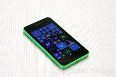 Nokia Lumia 630, prueba a fondo
