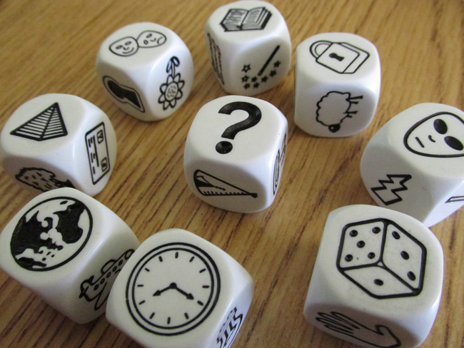 Story Cubes (foto: mpclemens)