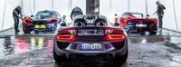 Top Gear dice que no puede comparar el P1 con el LaFerrari y el 918 y McLaren le responde