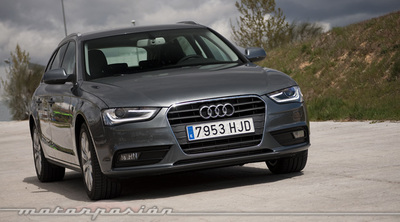 Audi A4 Avant 2.0 TDI, prueba (equipamiento y versiones)
