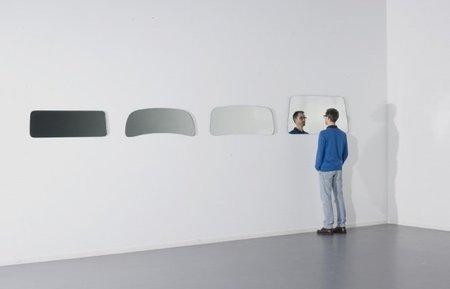 parabrisas espejos ambiente