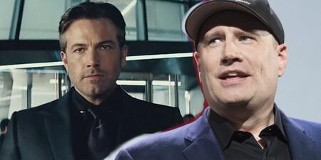 """""""Kevin Feige es el productor más grande de la historia"""". Ben Affleck se rinde a Marvel a dos meses del estreno del Snyder Cut de 'Liga de la Justicia'"""