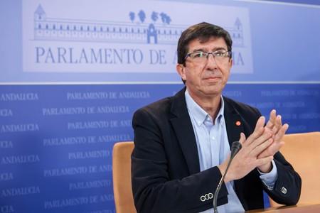 Juan Marin Junta Andalucia