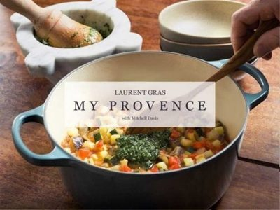 El chef Laurent Gras lanza primer e-cookbook para el iPad