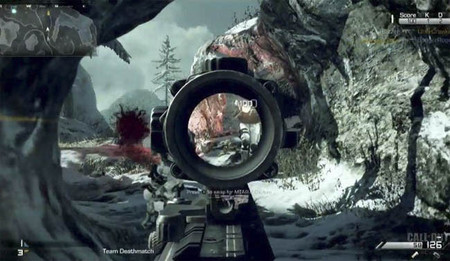 Primeros vídeos y detalles del multijugador de Call of Duty: Ghosts