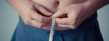 A medida que el tamaño del abdomen aumenta, la probabilidad de sufrir demencia aumentan