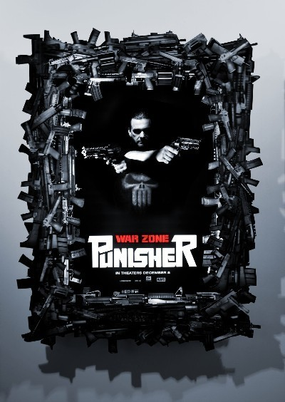 'Punisher: War Zone', nuevo póster y trailer red band