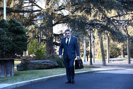 José Manuel Rodriguez, ministro de Cutura