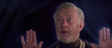 Obi Wan Kenobi Surprised