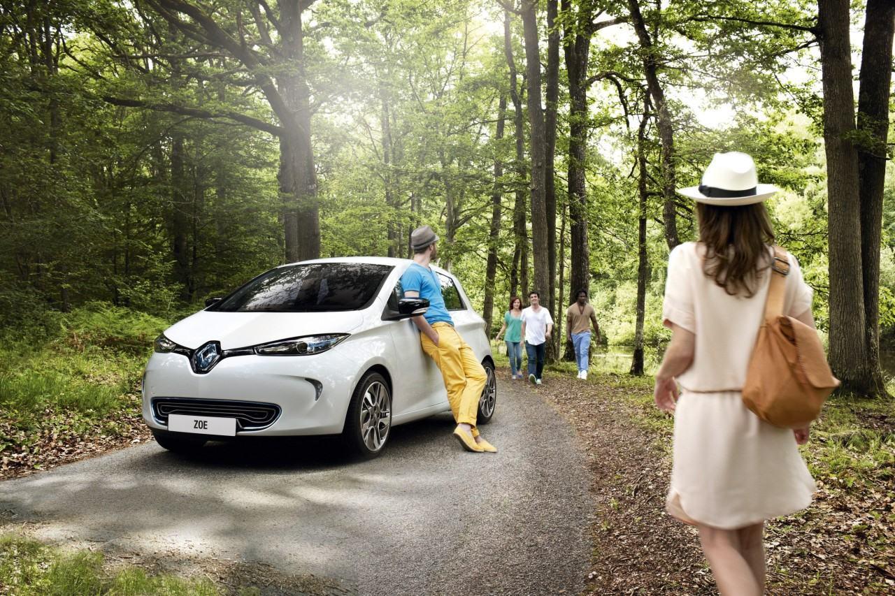 Foto de Renault ZOE (101/151)