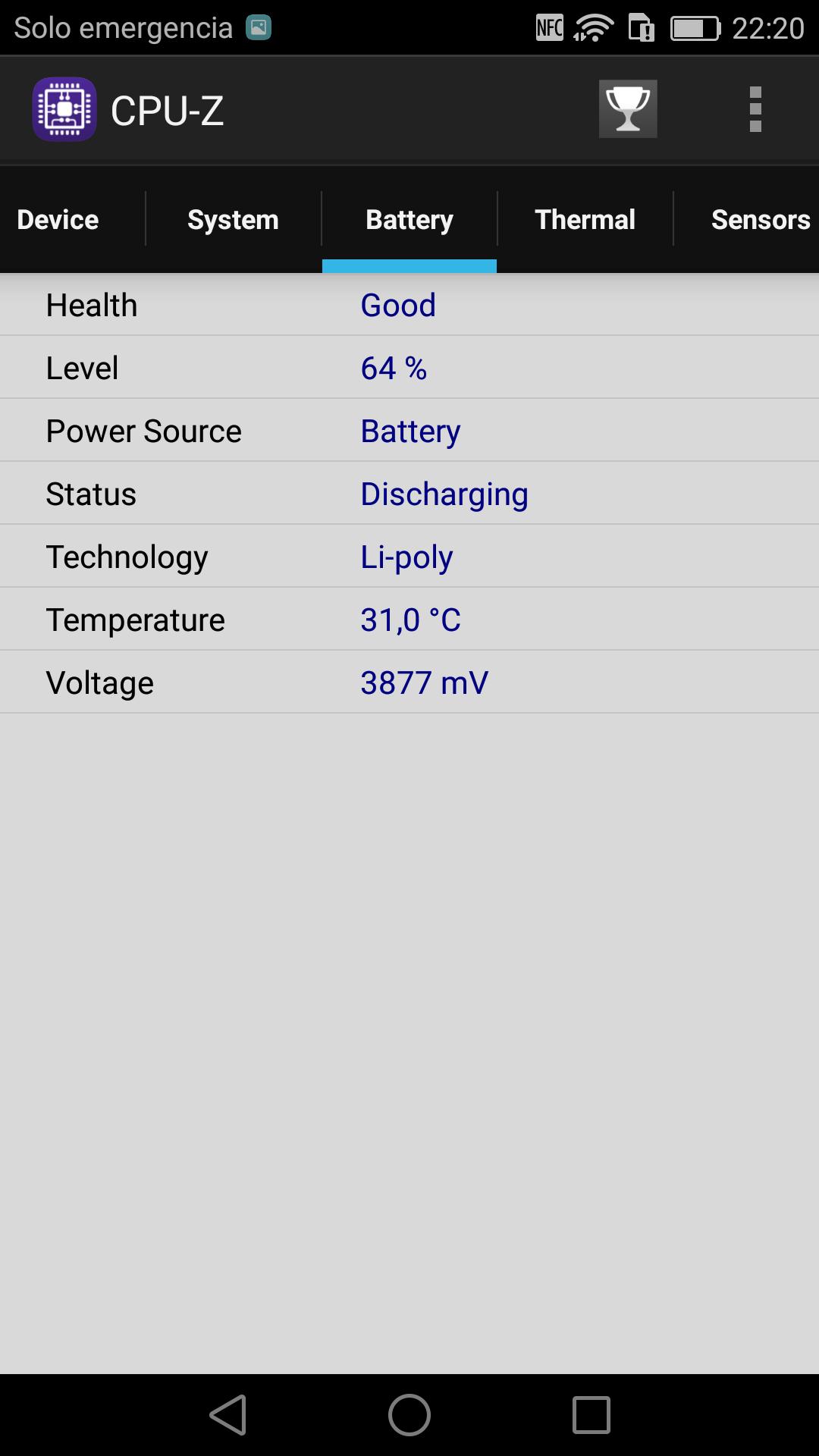 Huawei P9 Lite Benchmarks 10 20