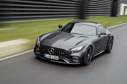 El Mercedes AMG GT C Edition 50 es, en definitiva, el deportivo que quieres en tu garaje