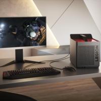 Si buscas PC compacto para el salón, los nuevos Legion Cube de Lenovo llegan cargados de potencia