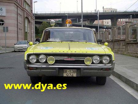 Ambulancia N4 DYA Oldsmobile