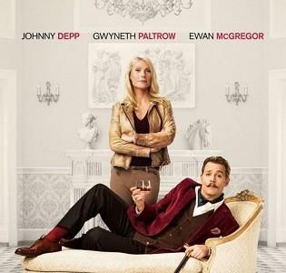 'Mortdecai', nuevo tráiler y cartel de la comedia con Johnny Depp