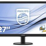 Monitor Philips de 27 pulgadas, con resolución FullHD, por 168 euros y envío gratis