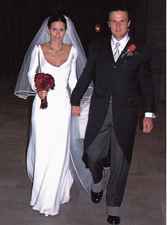 Vestido de novia de caroline kennedy