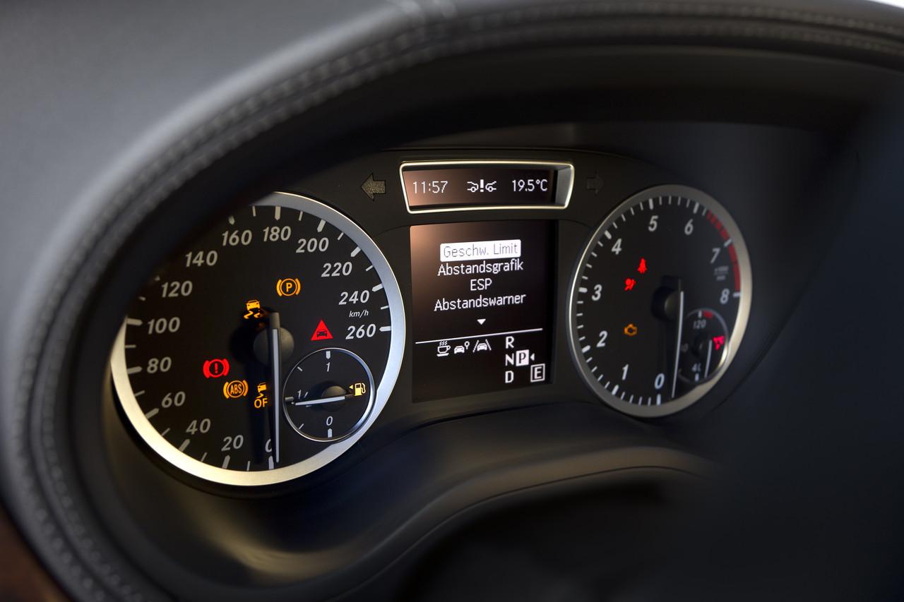 Foto de Mercedes-Benz Clase B (74/104)