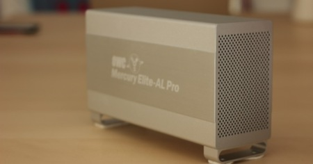 OWC Mercury Elite-AL Pro