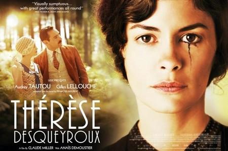 Cartel de Thérèse Desqueyroux