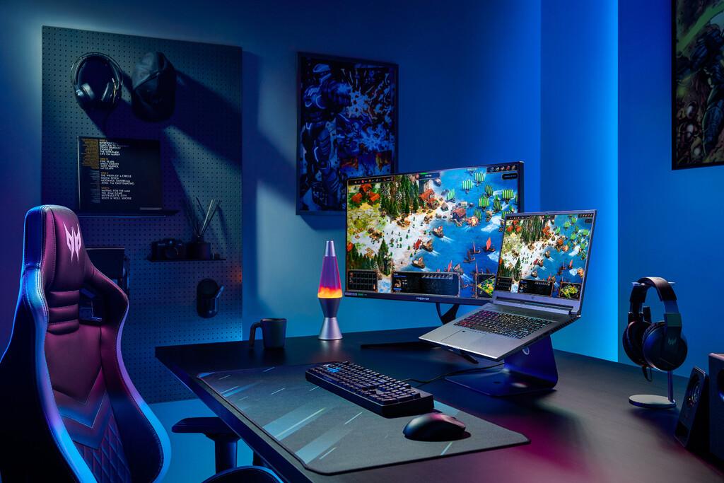 Acer Predator Orion, Nitro, Tritón y Helios (2021): las RTX Series 30 conquistan la nueva hornada de ordenadores gaming de Acer