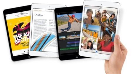 ¿Problemas con las pantallas retina del nuevo iPad mini?
