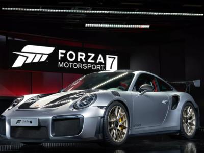 ¡Por fin! Este es el nuevo Porsche 911 GT2 RS, desvelado junto a Forza Motorsport 7