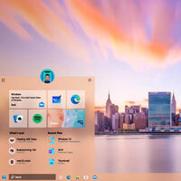 Windows 11: un diseño conceptual de Windows creado usando PowerPoint