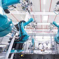 Arranca la producción de la batería de 800 voltios del Porsche Taycan, el primer coche eléctrico de la marca