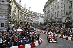 Bernie Ecclestone paladea la idea de organizar un GP en Londres