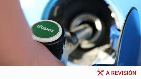 Qué le pasa al coche si cambias de octanaje la gasolina, de 95 a 98