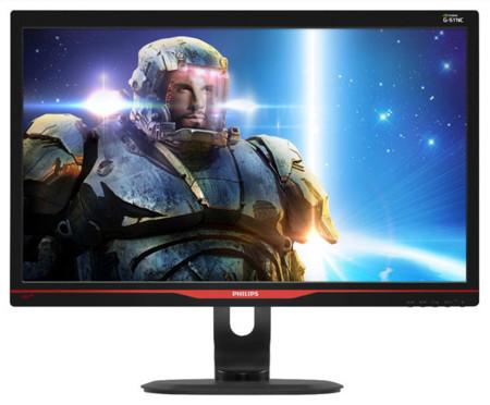 Philips ya tiene su monitor con NVidia G-Sync